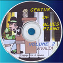 Genius Blues Piano volume 2