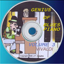 Genius Blues Piano volume 3